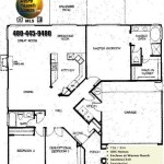 Image of Warner Ranch Tempe floor plans: model Jasmine 315