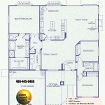 Image of Warner Ranch Tempe floor plans: model Mesquite 33
