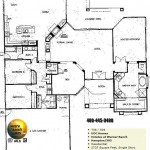 Image of Warner Ranch Tempe floor plans: model Hampton 595