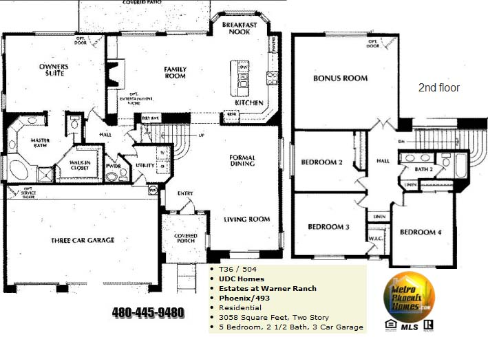 warner ranch tempe floor plans | warner ranch estates tempe az 85284