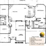 Image of Warner Ranch Tempe floor plans: model  Ritz 590