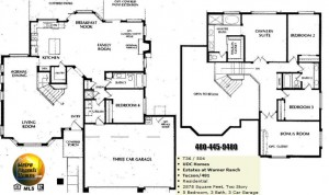 Image of Warner Ranch Tempe floor plans: model Tucson 481