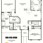 Image of Warner Ranch Tempe floor plans: model 2030