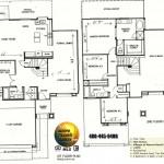 Warner Ranch IV model 2070-2285SF: 4 bedroom homes for sale in Tempe AZ