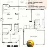 Image of Warner Ranch Tempe floor plans: model Acacia 434