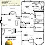 Image of Warner Ranch Tempe floor plans: model Cottonwood 461