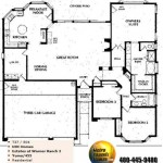 Image of Warner Ranch Tempe floor plans: model Yuma 455