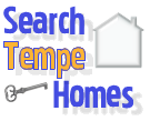 Image leading to page where all homes for sale in Tempe can be found