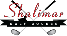 official logo of Shalimar Estates golf course