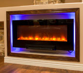 Electric Fireplace in homes for sale in Phoenix