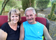 Metro Phoenix Homes recommended by Brian and Deb